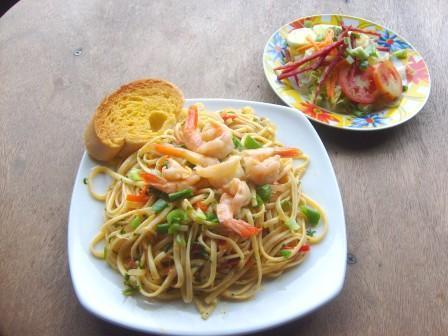 Shrimppastazoombar